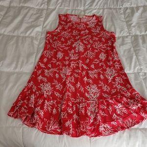 Michael Kors coral dress